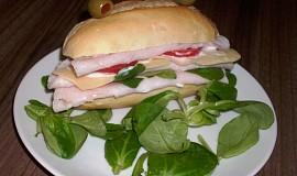 Žabákův sendvič