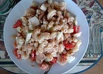 Těstoviny s tuňákem