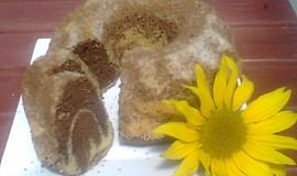 Bábovka ze slunečnicového oleje