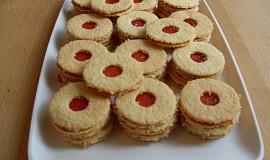 Kokosové sušenky od Médi Pusíka