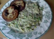 Kapustovo-houbove ragu