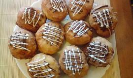 Šťavnaté bramborové koblihy