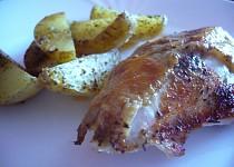 Bazalkové kuře