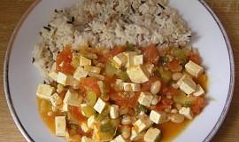 Vegetariánské chilli s tofu