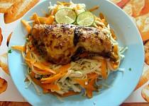 Thajské kuře s zázvorem