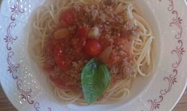 Lahodné, zdravé špagety - rychlovka :)
