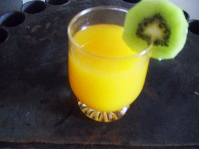 Pomerančovo citronový džus