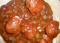 Špekáčky - kečupáci