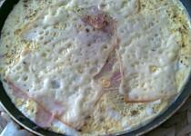 Omeletka s kořením