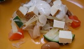 Osvěžující salát s fazolí