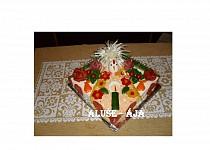 Slaný dort - pro Bohunku