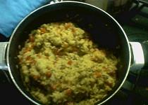 Rýže která zahřeje