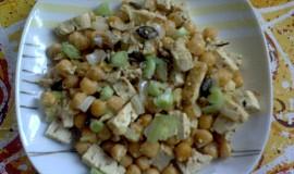 Cizrna s lahůdkovým tofu