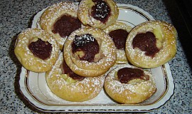 Švestkové koláčky