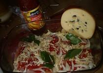 Kuřecí prsa s chilli a libečkem