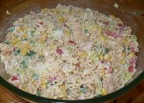 Čínský kuřecí salát