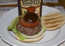 Jednoduchý hamburger od BS