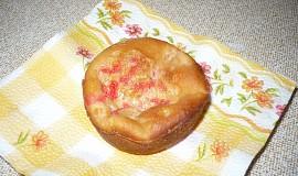 Meruňkové muffiny s překvapením