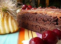 "Dort ""Chocolate Mud Cake """
