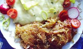 Krůtí maso v bramboráku