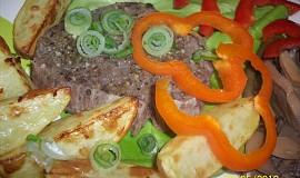 Hovězí steak  (Parní hrnec)