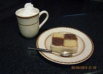 Šachy koláč (Battenberg Cake)