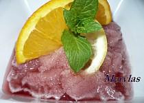 Ledová tříšť z ovocných nápojů - dia