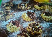 Ořechové věnečky