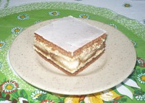 Krémový koláč