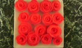 Marcipánové růže