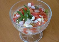 Rajčatový salát trochu jinak
