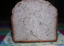 Špaldový podmáslový chléb