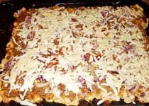 Pizza 3 R - rychlá, rybí, rohlíková - ZNC