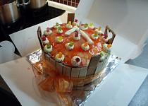 Ananasový dort pro Anežku