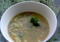 Hustá zeleninová polévka