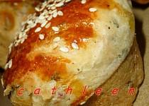 Kynuté slané muffinky