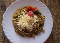 Pohankové rizoto se zeleninou