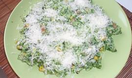 Smetanové rizoto se špenátem