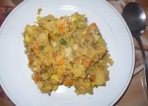 Rychlý zeleninový oběd