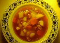 Kačenky polévka