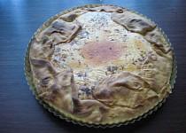 Slaný velikonoční koláč