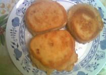 Vaječno - sýrové smaženky
