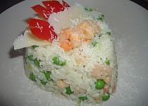 Krevetové rizoto