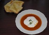 Rajská polévka na italský způsob