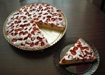 Těsto na buchtu v koláčové formě