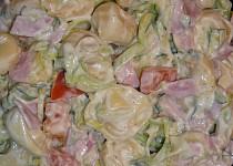 Tortelini salát