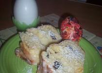 Polská velikonoční bábovka