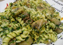 Zapečené těstoviny s krémem Mascarpone