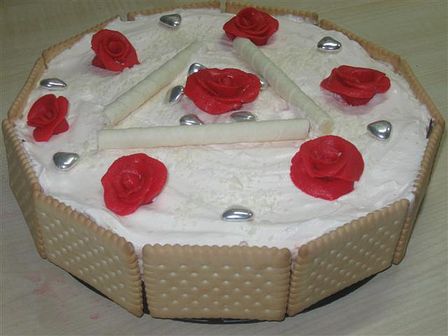 """Nepečený dort """"sen"""""""