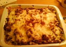 Maminčiny domácí lasagne (masové)
